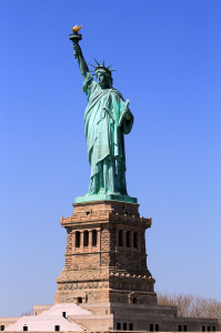 Statue of Liberty - Ingfbruno - Own work - CC BY-SA 3.0