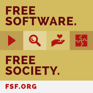 Software Freedoms - FSF CC BY 4.0